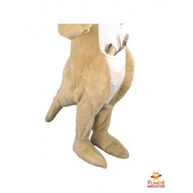 Pantalon mascotte de kangourou