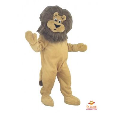 Mascotte de lion Planète Mascottes
