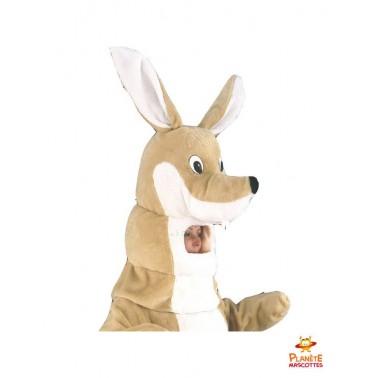 Costume mascotte de kangourou