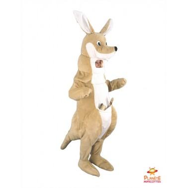 Kangaroo Costume mascots