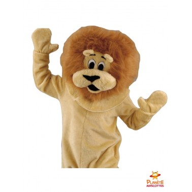 Costume mascotte lion
