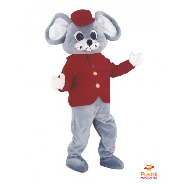 Circus Mouse mascot costume