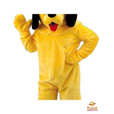 Costume mascotte chien Planète Mascottes