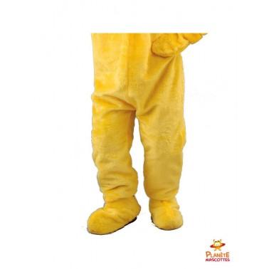 Pantalon mascotte de chien