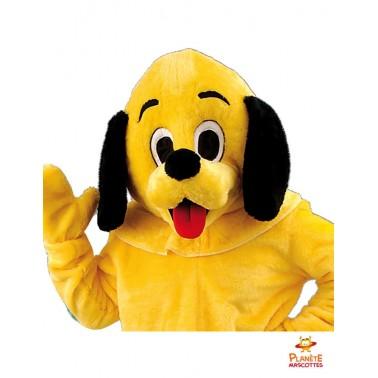 Costume mascotte de chien