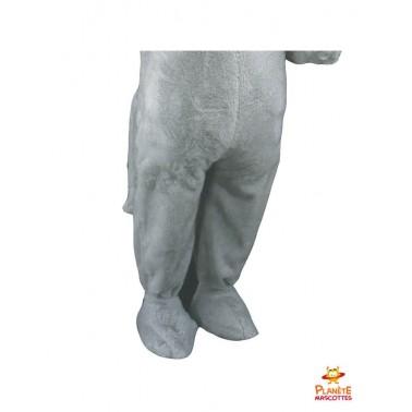 Pantalon costume mascotte souris