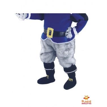 Pantalon mascotte le chat botté