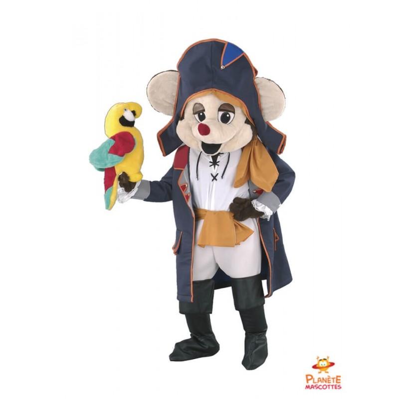 Pirate mouse Mascot costume.  sc 1 st  Planète Mascottes & Mouse pirate mascot costume Halloween mascot costume Mascot adult ...