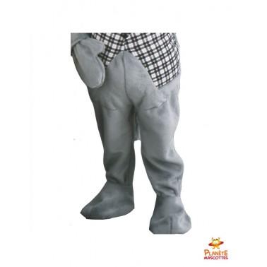 Pantalon mascotte couple de souris