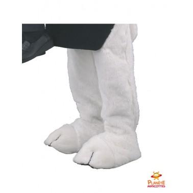 Pantalon costume de lapin magicien