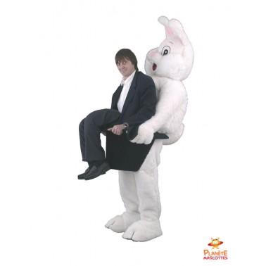 Disfraz de conejo mago Planète Mascottes