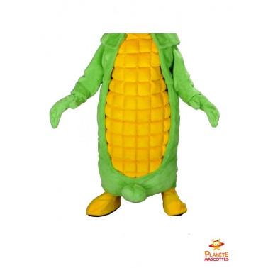 Bas mascotte maïs Planète Mascottes