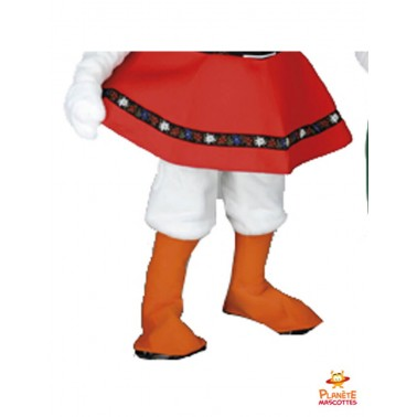 Pantalon mascotte canard
