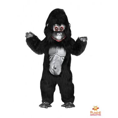 Costume mascotte de Gorille