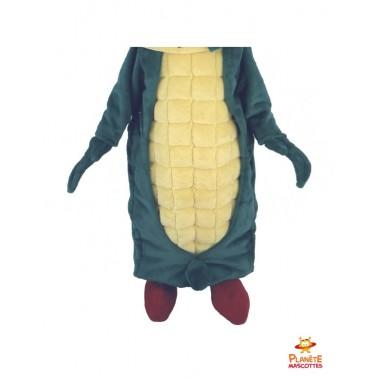 Costume mascotte épi de maïs