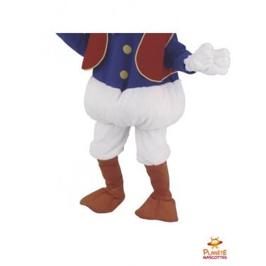 Pantalon mascotte de canard