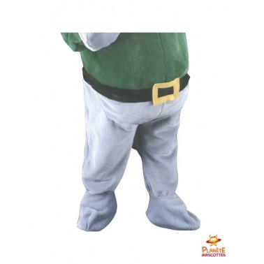 Pantalon mascotte d'éléphant