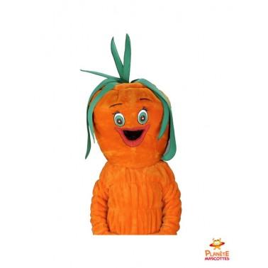 Costume mascotte de carottes