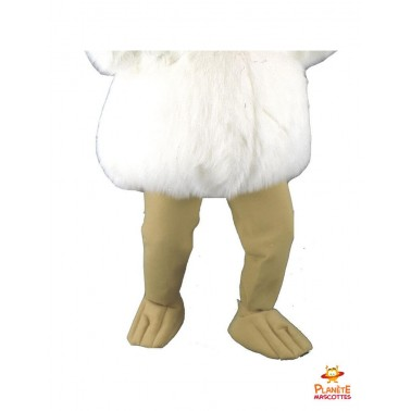 Pantalon mascotte de poulet