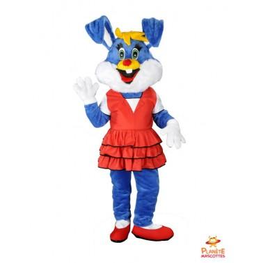 Costume mascotte de Lapine