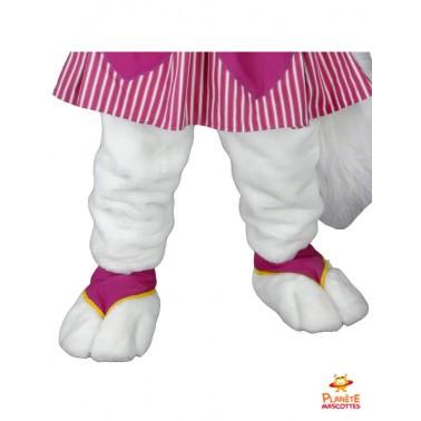 Pantalon mascotte de chatte