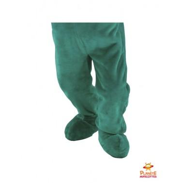 Pantalon mascotte de tournesol