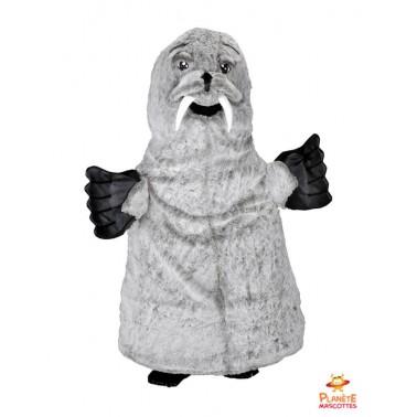 Morse mascot costume