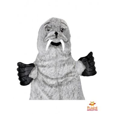 Costume mascotte de morse