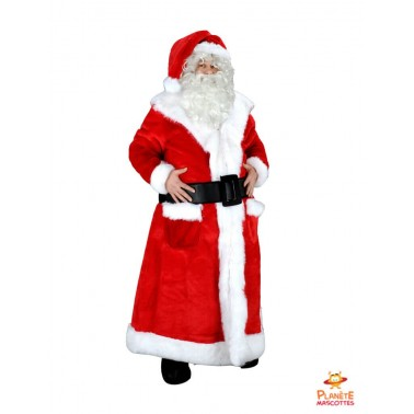 La mascota de Santa Claus es la mejor de la línea Planète Mascottes