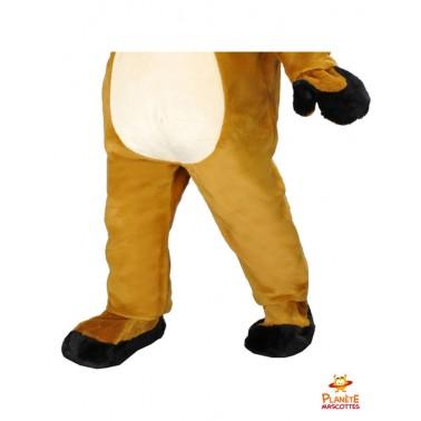 Pantalon mascotte renne du nord