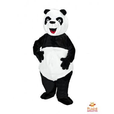 Déguisement mascotte de Panda