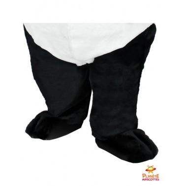 Pantalon mascotte costume panda