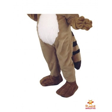 Pantalon mascotte putois
