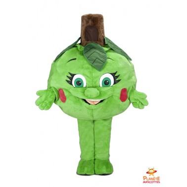 Artichoke mascot costume