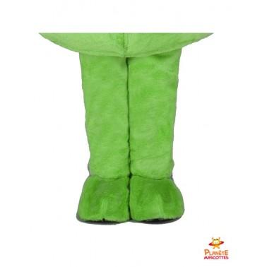 Pantalon mascotte d'artichaut
