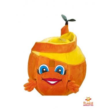 Mascotte d'orange