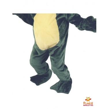 Pantalon mascotte de grenouille