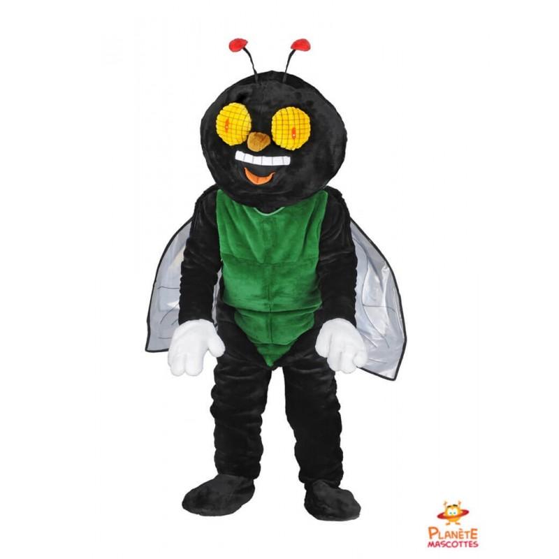 Mascotte mouche Planète Mascottes