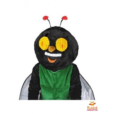 Costume mascotte de mouche