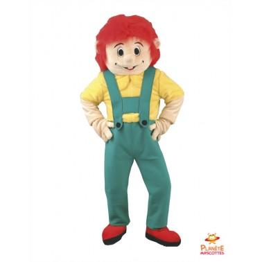 Costume mascot : Handyman
