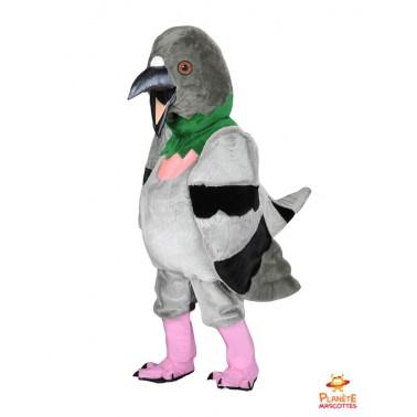 Mascotte oiseau Planète Mascottes