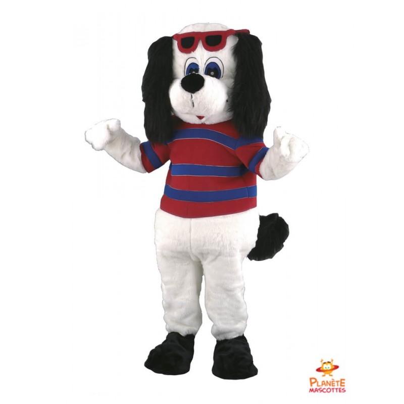 Mascotte chien Planète Mascottes
