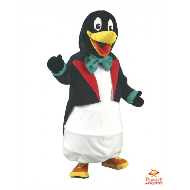 Pinguin mit Frack