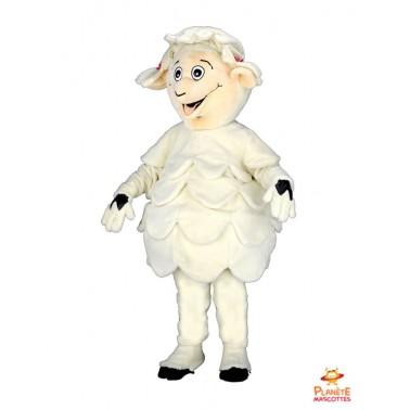 Disfraz de oveja Planète Mascottes