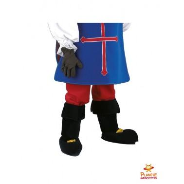 Pantalon mascotte mousquetaire Aramis