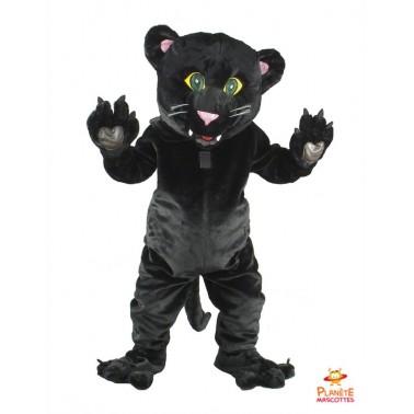 Costume mascotte de Panthère