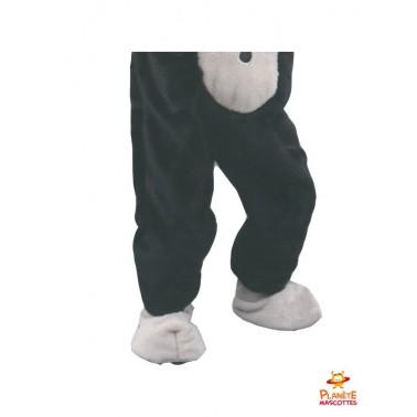 Pantalon costume mascotte singe