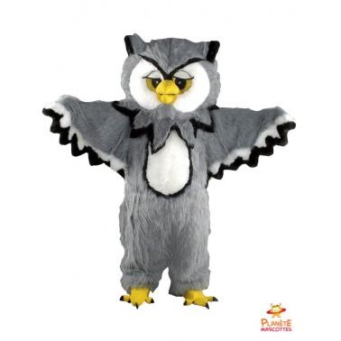 Costume mascotte de Chouette