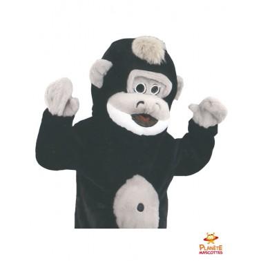 Costume mascotte de singe