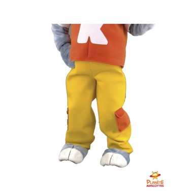 Pantalon mascotte costume koala